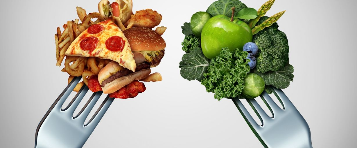 Get control of eating habits