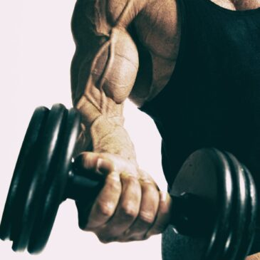 7 Top tips to building muscle